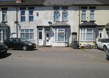 Thumbnail 2 bed terraced house for sale in Formans Road, Sparkhill, Birmingham