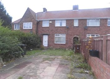 Thumbnail 3 bedroom property for sale in Greenway, Fenham, Newcastle Upon Tyne