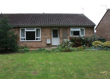 Thumbnail 2 bed bungalow to rent in Rectory Road, Bluntisham, Huntingdon