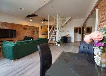 Thumbnail 1 bed flat for sale in Hunters Loft, Hunter Street, Cardiff Bay, Cardiff