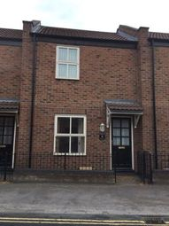 Thumbnail 2 bed terraced house to rent in Thornton?S Court, School Road, Preston