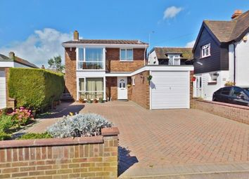 Thumbnail 4 bed detached house for sale in York Crescent, Lee-On-The-Solent