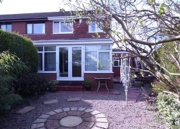 Thumbnail 3 bed semi-detached house for sale in Hurley Road, Little Corby, Carlisle