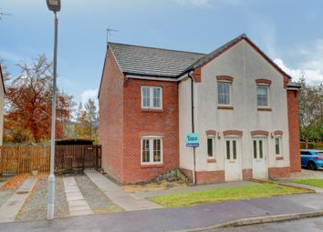 Thumbnail 3 bed semi-detached house for sale in Smith Way, Beattock, Moffat
