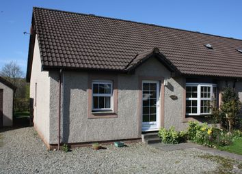 Thumbnail 3 bed semi-detached bungalow for sale in The Glebe, Kilmelford
