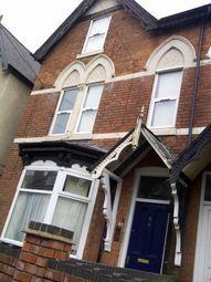 Thumbnail 1 bed flat to rent in Gillott Road, Edgbaston