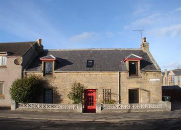 Thumbnail 3 bed semi-detached house for sale in Mid Street, Hopeman, Elgin