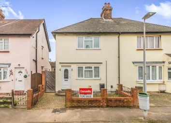 Thumbnail 3 bedroom semi-detached house for sale in Ellis Avenue, Stevenage