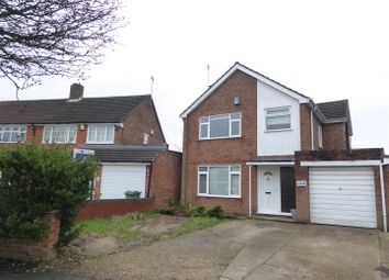 Thumbnail 3 bed detached house for sale in Poynters Road, Dunstable