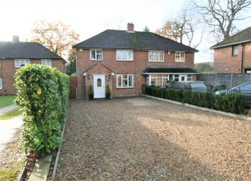 Thumbnail 3 bed semi-detached house for sale in Black Boy Wood, Bricket Wood, St. Albans