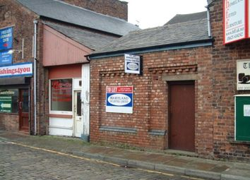 Thumbnail Restaurant/cafe for sale in Sunderland St, Macclesfield