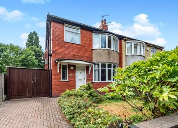 Thumbnail 3 bed semi-detached house for sale in Darwin Street, Northwich