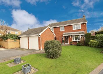 Thumbnail 4 bed detached house for sale in Grantleigh Close, Wollaton, Nottingham