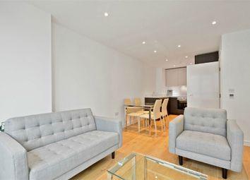 Thumbnail 1 bedroom flat to rent in Pinnacle Apartments, 11 Saffron Central Square, Croydon, Surrey