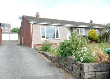 Thumbnail 2 bedroom semi-detached bungalow for sale in Derwent Bank, Seaton, Workington