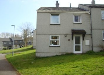 Thumbnail 3 bed terraced house to rent in Trelawney Rise, Torpoint