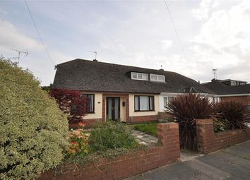 Thumbnail 3 bed semi-detached bungalow for sale in Chorlton Grove, Wallasey