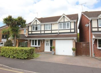 Thumbnail 4 bedroom detached house to rent in Cudworth Mead, Hedge End, Southampton