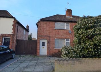 Thumbnail 3 bed semi-detached house for sale in Burleigh Avenue, Wigston, Leicester, Leicestershire