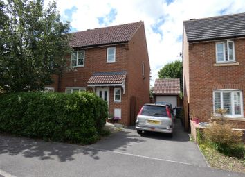 Thumbnail 3 bed semi-detached house for sale in Carp Road, Calne