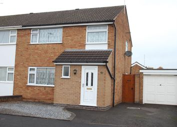 Thumbnail 3 bed cottage for sale in Parkstone Road, Desford, Leicester