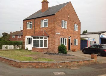 Thumbnail 3 bed detached house to rent in Rugby Road, Cubbington, Leamington Spa