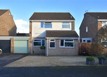 Thumbnail 3 bed detached house for sale in Lynfield Road, Frome, Somerset