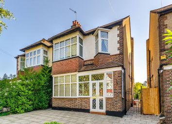 Thumbnail 3 bedroom semi-detached house for sale in Amesbury Road, Bickley