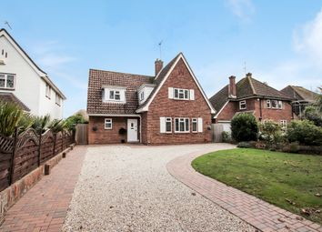 Aldsworth Avenue, Goring-By-Sea, Worthing BN12. 4 bed detached house for sale