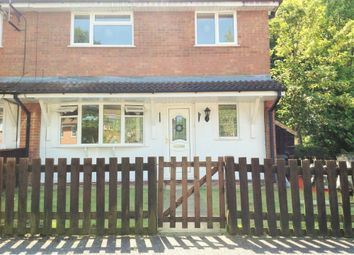 Thumbnail 2 bed end terrace house to rent in Alder Close, Swindon