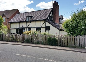 Thumbnail 3 bed cottage for sale in Bosbury, Ledbury