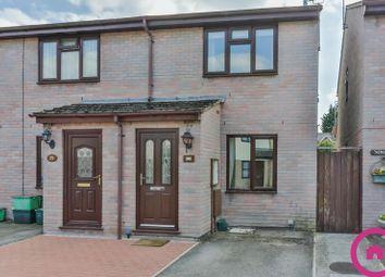 Thumbnail 2 bed semi-detached house for sale in Millbrook Gardens, Cheltenham
