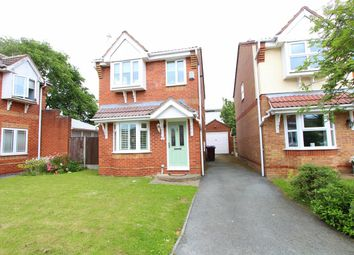 Thumbnail 3 bed detached house for sale in Newsham Road, Huyton, Liverpool