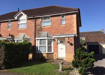 Thumbnail 2 bed end terrace house to rent in Dyall Close, Burgess Hill
