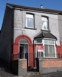 2 bed end terrace house for sale in Woodland Terrace, Senghenydd, Caerphilly CF83