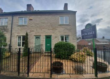 Thumbnail 2 bed town house for sale in Spring Close, Wirksworth, Matlock