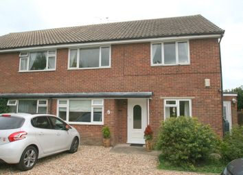 Thumbnail 2 bed flat to rent in Waverley Road, Rustington, West Sussex