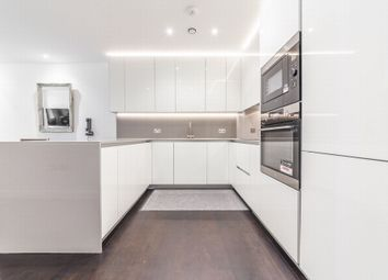 Thumbnail 2 bed flat to rent in Haines House, The Residence, 10 Charles Clowes Walk, London