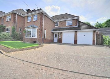 Thumbnail 4 bedroom detached house for sale in Thackholme, Warndon, Worcester