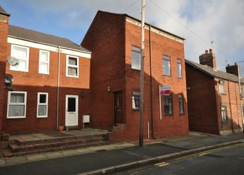 Thumbnail 3 bed terraced house for sale in High Street, Northop, Mold