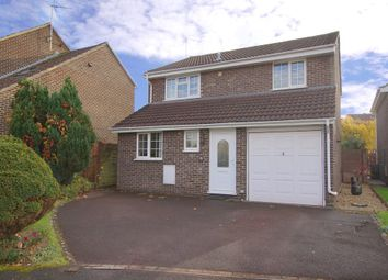 Thumbnail 4 bed detached house for sale in Cornwall Crescent, Yate, Bristol