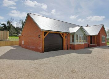 Thumbnail 3 bed detached bungalow for sale in Woodview, Ragged Appleshaw