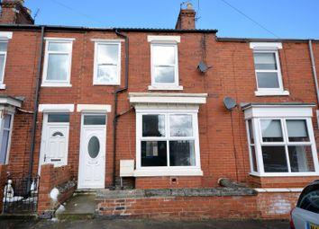 Thumbnail 3 bed terraced house for sale in Diamond Street, Shildon