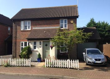 Thumbnail 3 bed link-detached house for sale in Larch Close, Steeple View