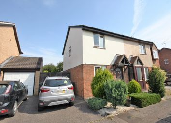 Thumbnail 2 bedroom end terrace house for sale in Burgess Field, Springfield, Chelmsford