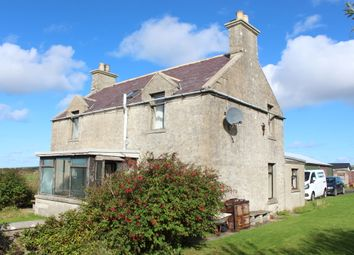 Thumbnail 4 bed detached house for sale in Hillside Road, Dounby, Orkney