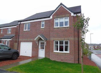 Thumbnail 4 bedroom detached house for sale in Ballochmyle Wynd, Carnbroe, Coatbridge, North Lanarkshire