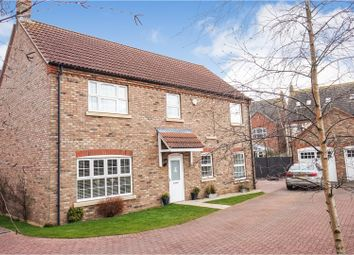Thumbnail 4 bed detached house for sale in St. Augustine Road, Lincoln