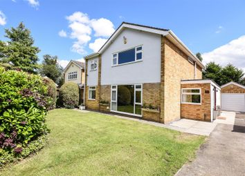 Thumbnail 5 bed detached house for sale in The Woodlands, Broom, Biggleswade