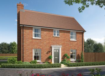 Thumbnail 3 bedroom semi-detached house for sale in Church Hill, Saxmundham